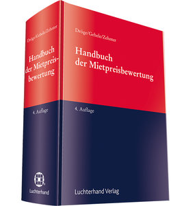 Handbuch der Mietpreisbewertung für Wohn- und Gewerberaum