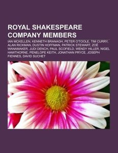 Royal Shakespeare Company members