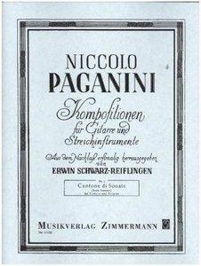 Centone di Sonate, Nr. 1 - 6, Violine und Gitarre