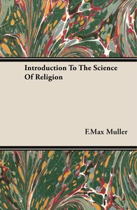 Introduction to the Science of Religion