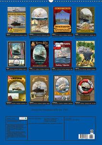 Deutsche Handelsschiffe vor 1945 (Wandkalender 2019 DIN A2 hoch)