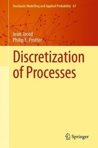 Discretization of Processes