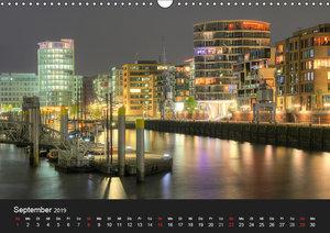 Hamburg (Wandkalender 2019 DIN A3 quer)