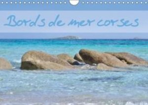 Bords de mer corses (Calendrier mural 2015 DIN A4 horizontal)