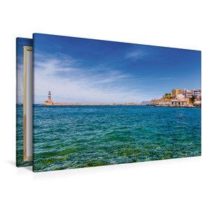 Premium Textil-Leinwand 120 cm x 80 cm quer Ägyptischer Leuchttu