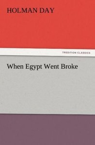 When Egypt Went Broke