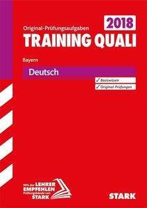 Training Quali Bayern - Deutsch A4