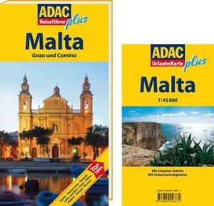 ADAC Reiseführer plus Malta