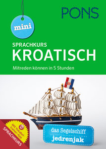 PONS mini Sprachkurs Kroatisch