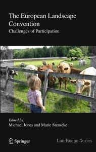 The European Landscape Convention