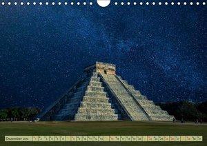 Mexiko - verliebt in ein atemberaubendes Land (Wandkalender 2019