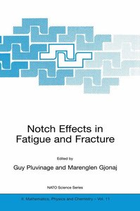 Notch Effects in Fatigue and Fracture