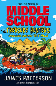 Treasure Hunters 02: Danger Down the Nile