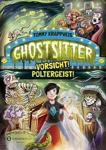 Ghostsitter, Band 02