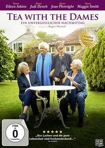 Tea with the Dames - Ein unvergesslicher Nachmittag, 1 DVD