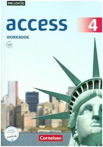 English G Access Band 4: 8. Schuljahr - Allgemeine Ausgabe - Wor