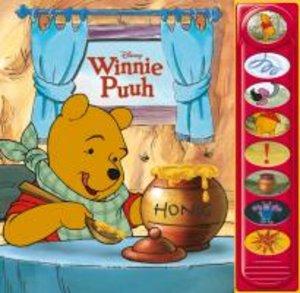 Winnie Puuh. 8-Button - Soundbuch