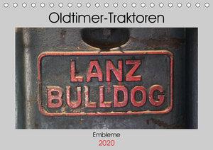 Oldtimer Traktoren - Embleme