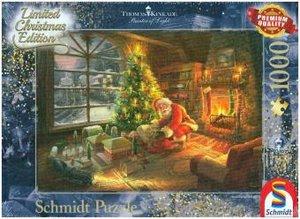 Der Weihnachtsmann ist da!, Limited Edition (Puzzle)