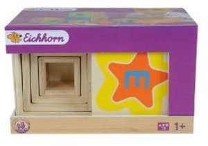 Eichhorn 100002085 - Steckwürfel-Steckturm