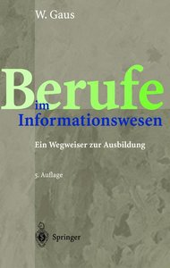 Berufe im Informationswesen
