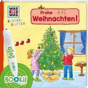 Bookii WAS IST WAS Kindergarten Frohe Weihnachten!