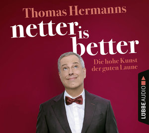 Netter is better, 5 Audio-CDs