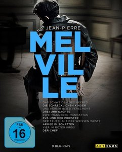 Jean-Pierre Melville. 100th Anniversary Edition