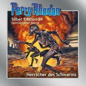 Perry Rhodan Silber Edition 59: Herrscher des Schwarms, 1 Audio-