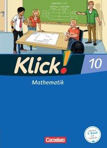 Klick! Mathematik 10. Schuljahr. Schülerbuch. Mittel-/Oberstufe.