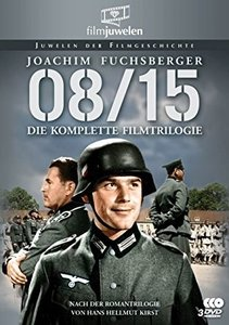 08/15-Die komplette Filmtrilogie