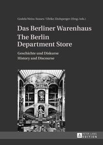Das Berliner Warenhaus. The Berlin Department Store
