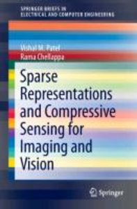 Sparse Representations and Compressive Sensing for Imaging and V