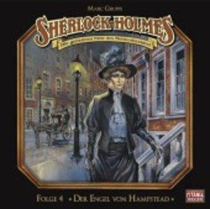 Sherlock Holmes - Folge 04. Der Engel von Hampstead