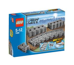 LEGO® City 7499 - Flexible Schienen
