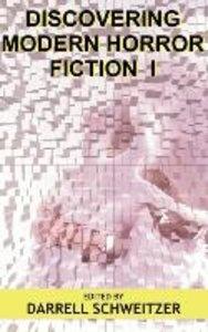 Discovering Modern Horror Fiction I