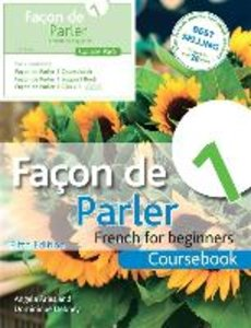 Facon de Parler 1 French for Beginners: Course Pack