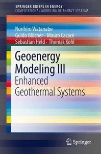 Geoenergy Modeling III