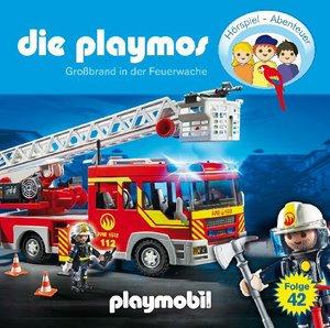 Die Playmos 42. Großbrand in der Feuerwache
