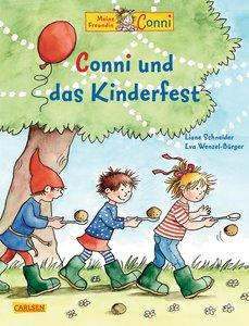 Conni-Bilderbücher: Conni und das Kinderfest