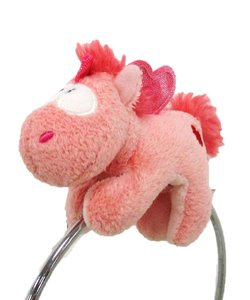 Nici 41781 - Theodor in Love, Magnettier Einhorn Merry Heart, 12