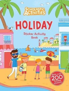 Scholastic Activities: Holiday Sticker Activity