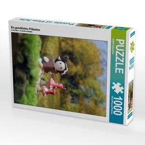 Ein gemütliches Plätzchen 1000 Teile Puzzle hoch