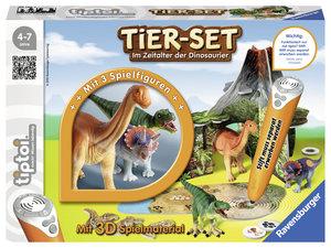 tiptoi® Tier-Set Im Zeitalter der Dinosaurier