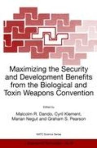 Maximizing the Security and Development Benefits from the Biolog