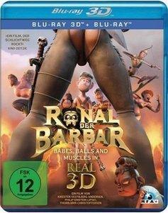 Ronal der Barbar-Blu-ray Disc 3D