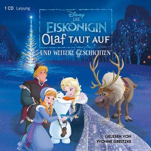 Die Eiskönigin. Olaf taut auf und weitere Geschichten, 1 Teile