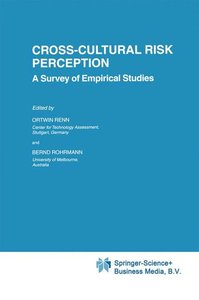 Cross-Cultural Risk Perception