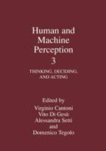 Human and Machine Perception 3