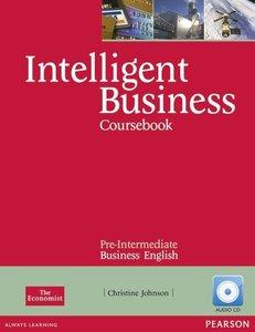 Intelligent Business Pre-intermediate Course Book (with Class Au
